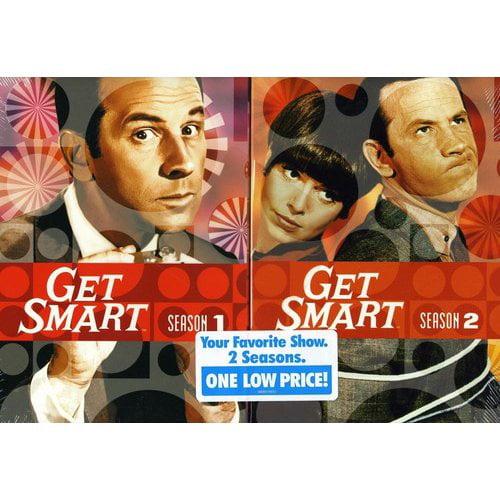 Get Smart Seasons 1 & 2 (2-pack)
