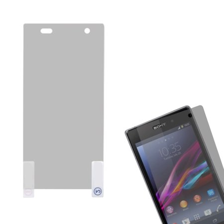 Insten Anti grease LCD Screen Protector/Clear Film For SONY ERICSSON Xperia Z1S - Sony Ericsson Screen