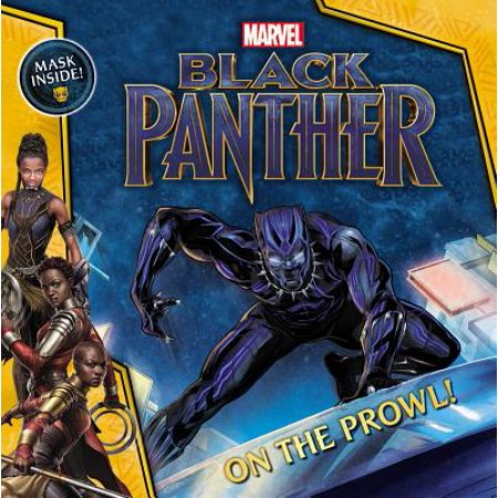MARVEL's Black Panther: On the Prowl! (Think Panther)