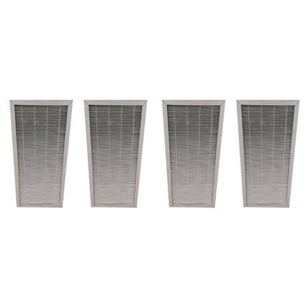 Crucial Blueair 400 Series Air Purifier Filter (Set of 4) ()