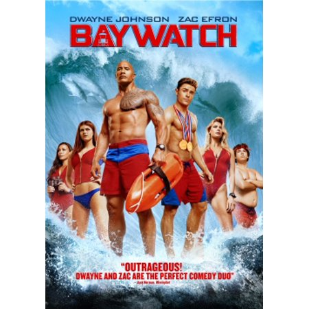 Baywatch (DVD) (VUDU Instawatch Included) (VUDU Instawatch Included)
