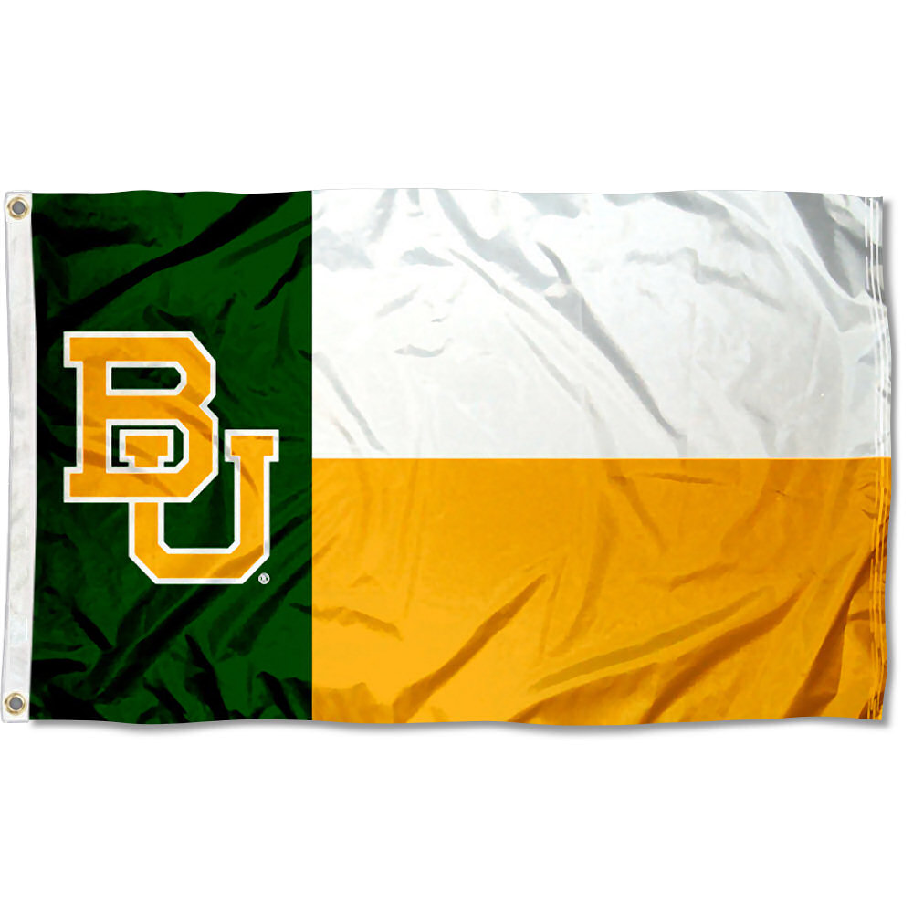 Baylor Bears State of Texas 3' x 5' Pole Flag