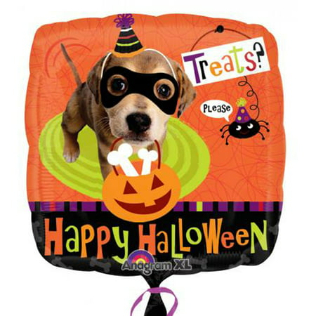 Anagram Happy Halloween Puppy Trick-or-Treat 18