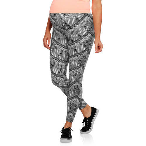 Inspire Maternity Printed Leggings