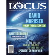 Locus Magazine, Issue #682, November 2017 - eBook