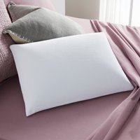 Sleep Innovations Classic Memory Foam Pillow, Standard Size, Breathable Knit Cover, 5-Year Warranty