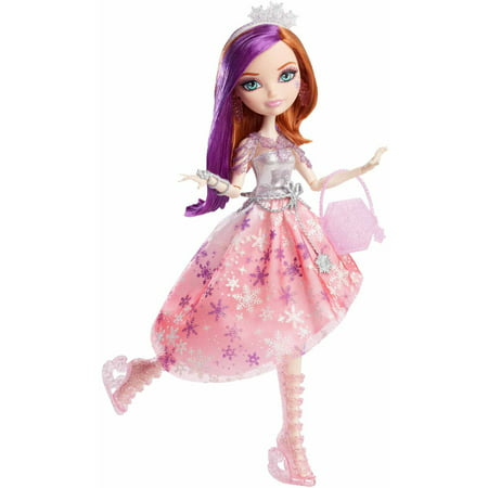 Ever After High Fairest On Ice Poppy O'Hair