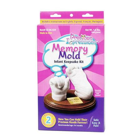 Impressions Memory Mold Infant Kit