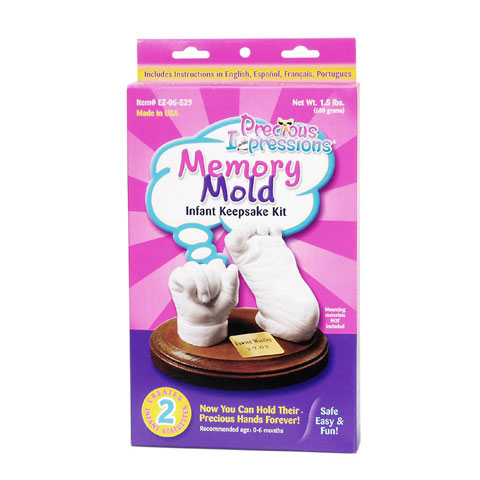 Impressions Memory Mold Infant Kit
