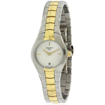 Tissot T0960092211100 T-Round Ladies Watch