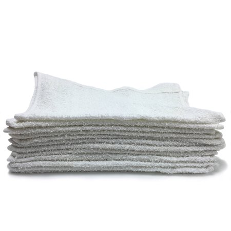 Viking 100 Percent Cotton Terry Cloth Towel, 12-Pack