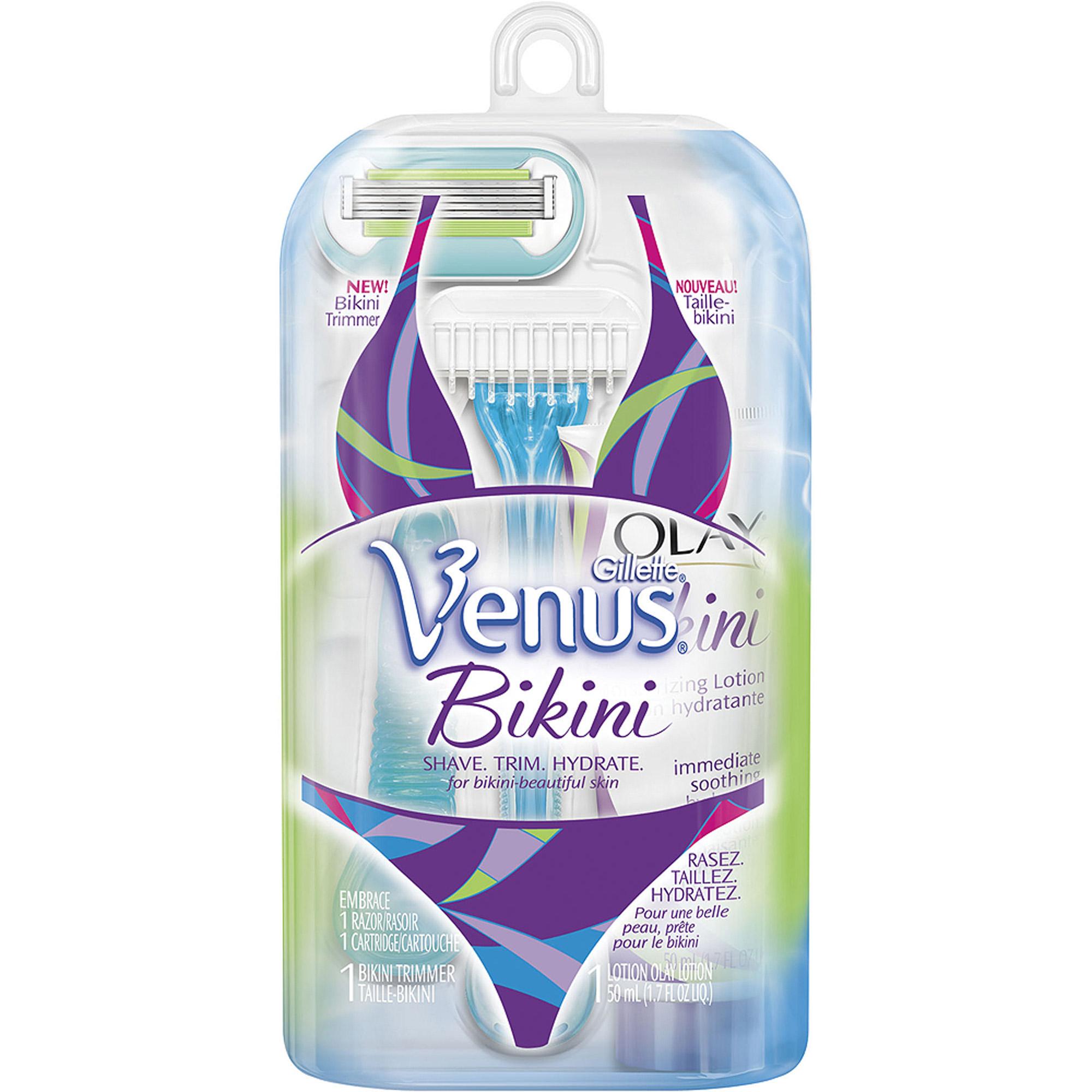 Gillette Venus Bikini Kit