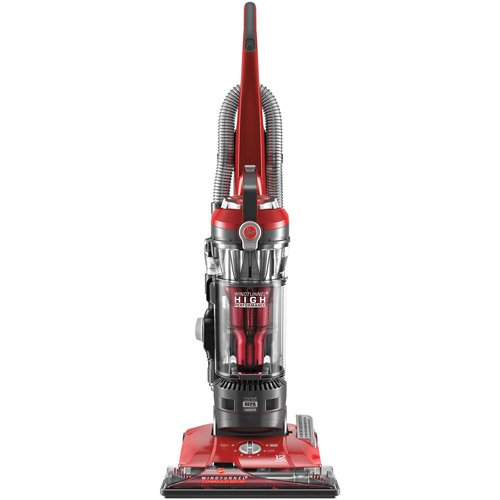 Hoover High Performance Upright Vacuum Cleaner w/ Filter Made with HEPA Media, UH72600