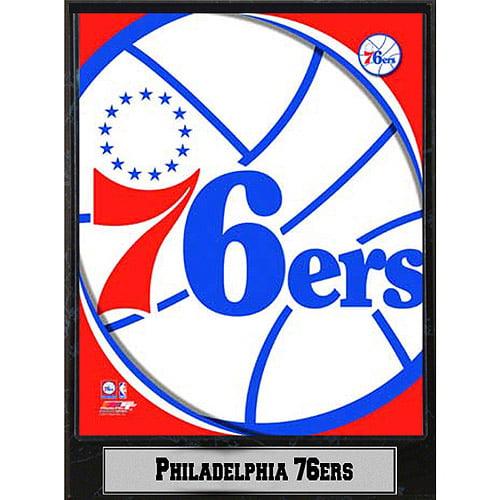 NBA Philadelphia 76ers Photo Plaque, 9x12