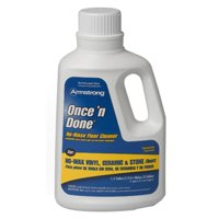 Once'N Done No Rinse Cleaner 1/2 Gal