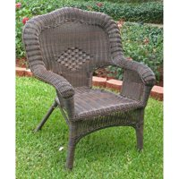 International Caravan Madison Wicker Resin Patio Chair