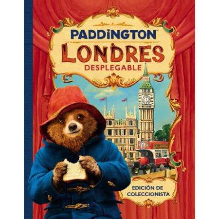 Paddington Londres Desplegable : Paddington Bear 2 a Pop Up Book (Spanish (Londres Natural)
