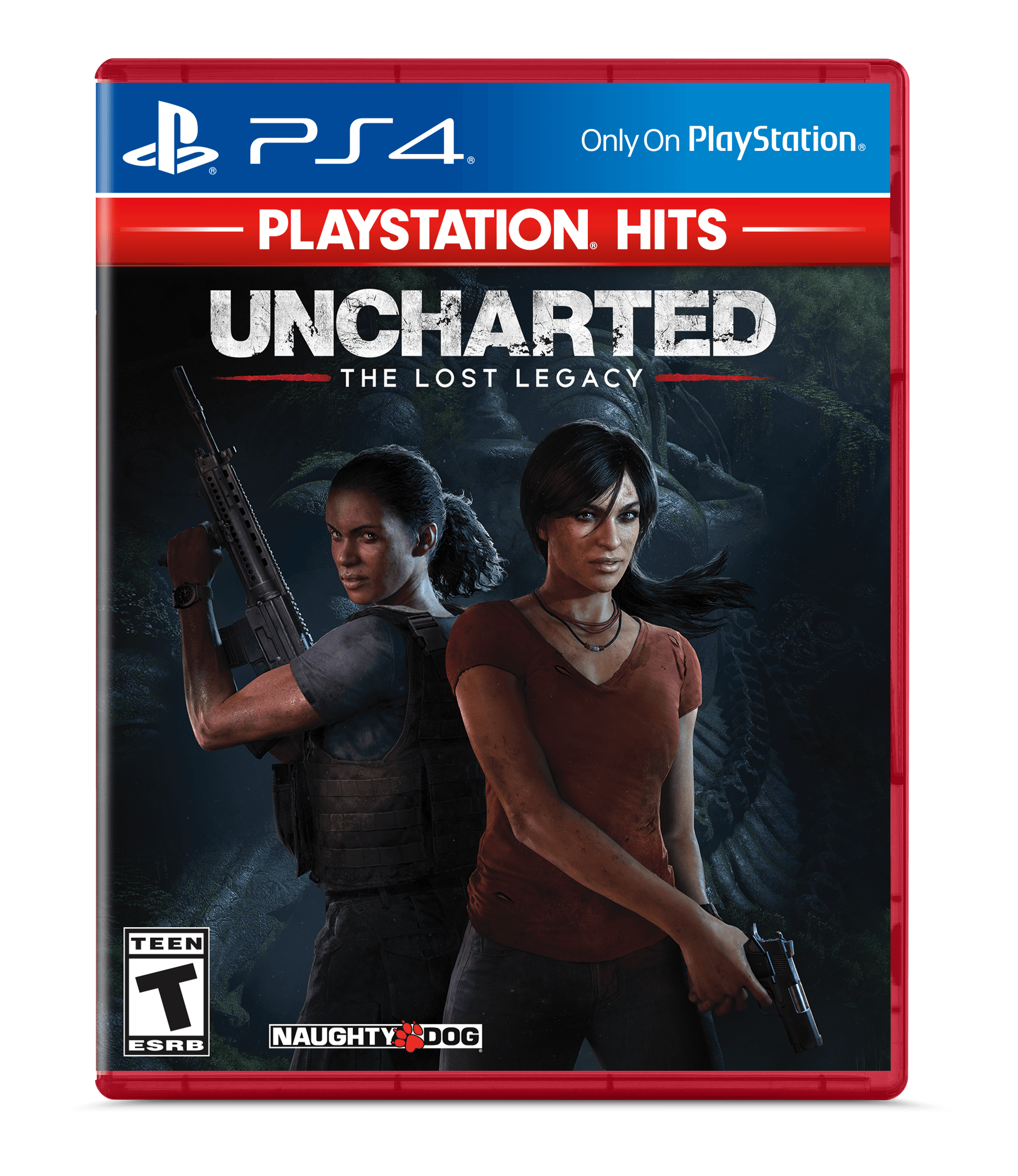UNCHARTED: The Lost Legacy ? PlayStation Hits, Sony, PlayStation 4, 711719534303