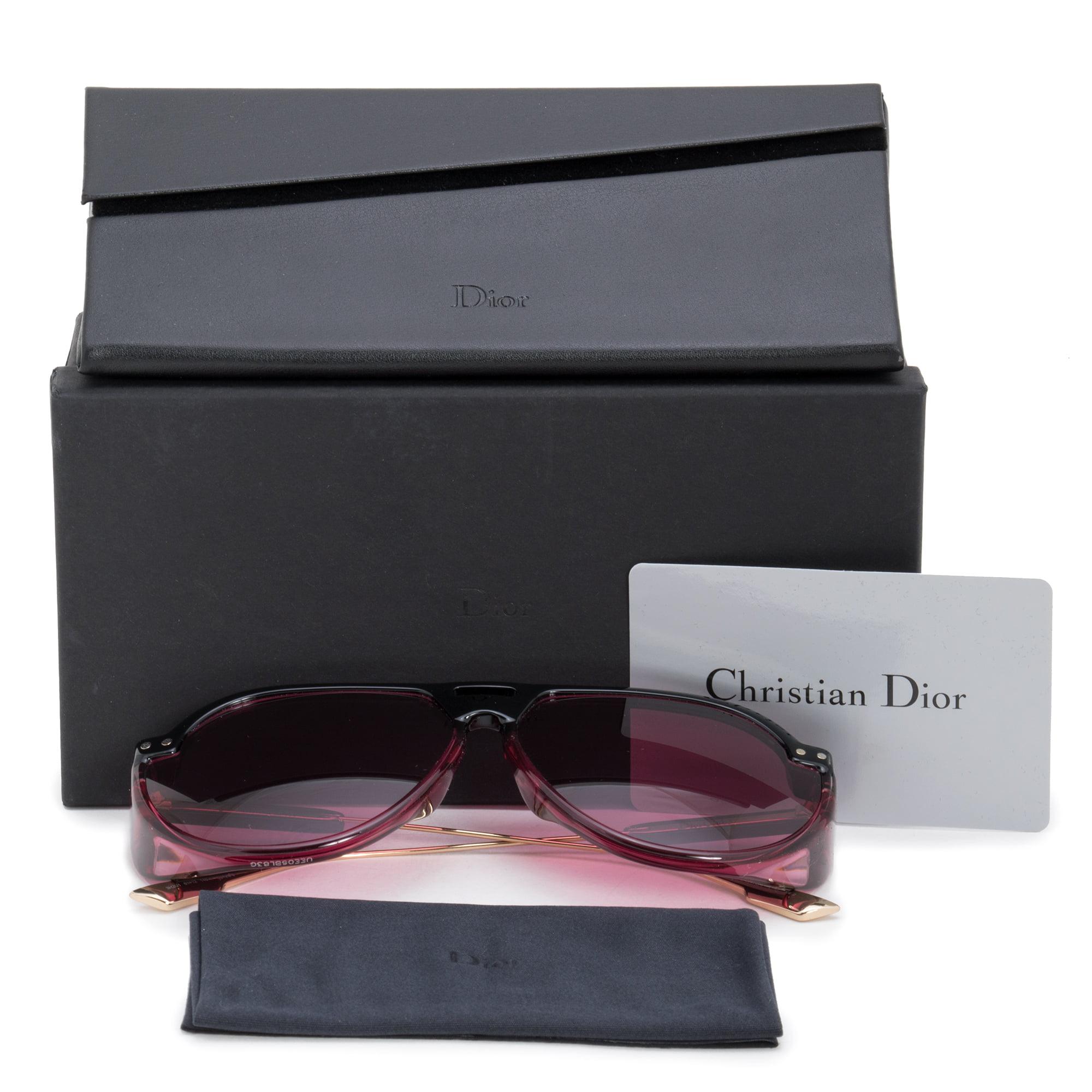 e5af2763d4 Christian Dior - Christian Dior Club 3 Aviator Sunglasses 3H2U1 61 -  Walmart.com