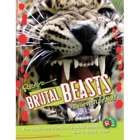 Ripley Twists PB: Brutal Beasts](Ripley Halloween)