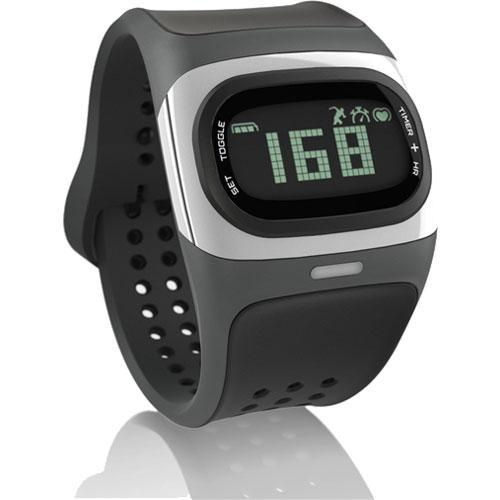 Mio Alpha Heart Rate Monitor Sports Watch (White)