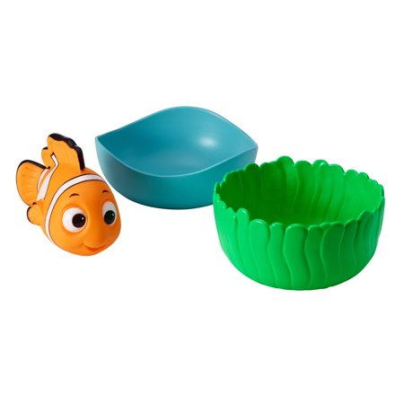 The First Years Disney Finding Nemo Nest and Pour Cups, 1.0 CT (Finding Nemo Baby Shower)