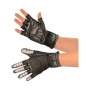 Child's Marvel Captain America Civil War Winter Soldier Gloves Costume Accessory