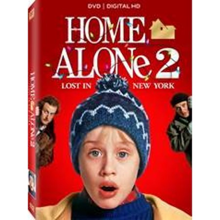 Home Alone 2: Lost In New York (DVD) - Buzz Home Alone