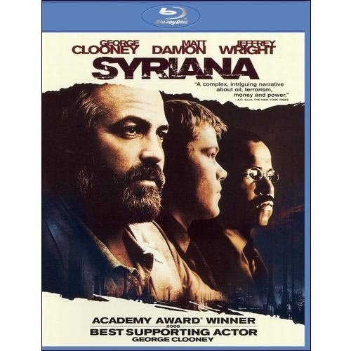 Syriana (Blu-ray) (With INSTAWATCH) (Widescreen)