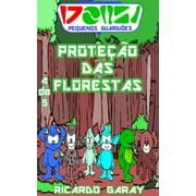Serie Pequenos Guardies - Proteo das Florestas - eBook