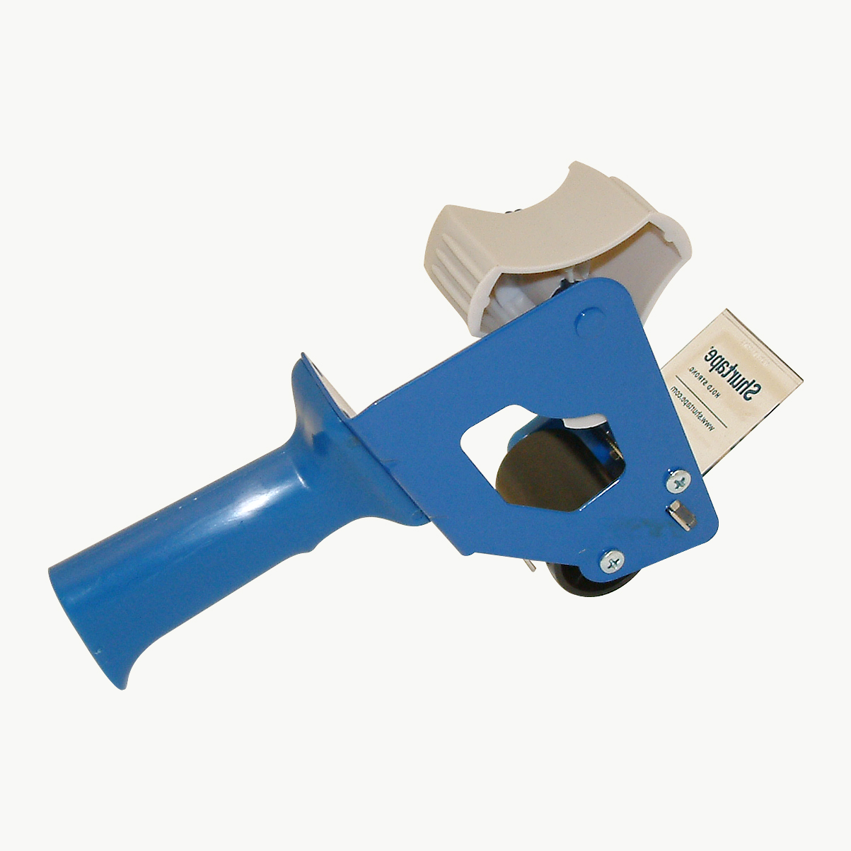 JVCC CSD Carton Sealing Tape Dispenser: 2 in. wide (Blue)