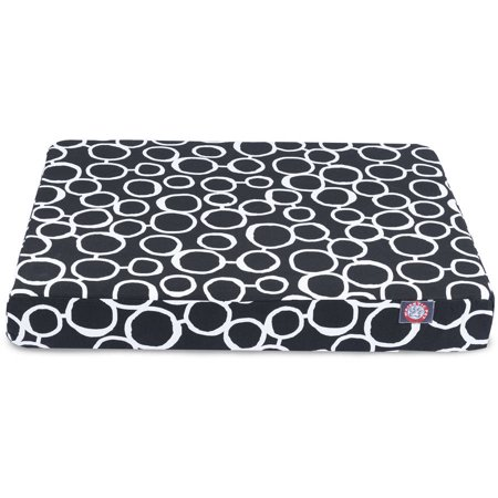 Fusion Large Orthopedic Memory Foam Rectangle Dog Bed