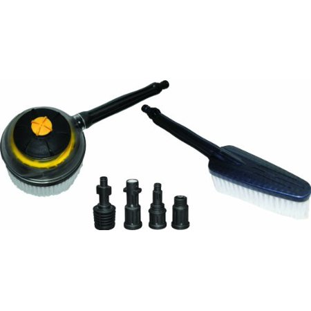 PWR WASHER BRUSH KIT