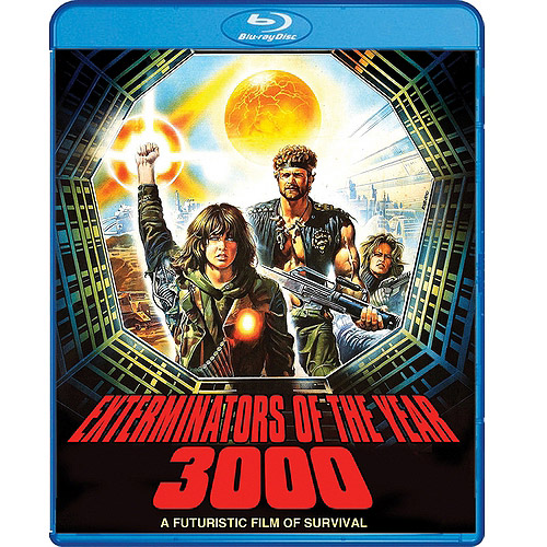 Exterminators Of The Year 3000 (Blu-ray) (Widescreen)