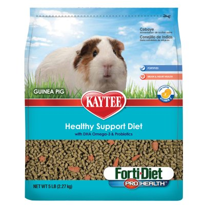 Central kaytee products inc guinea pig f d pro health for Discount guinea pig supplies