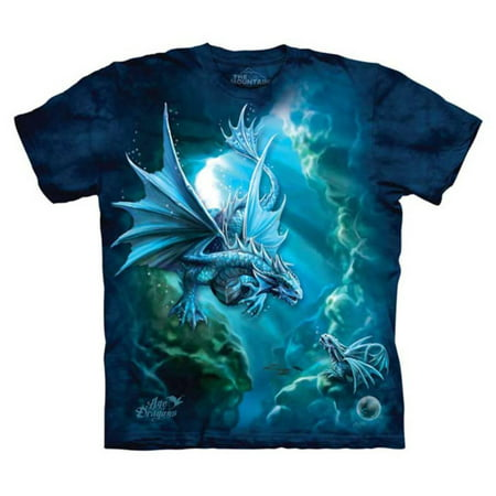 Youth: Anne Stokes- Sea Dragon Apparel Kids T-Shirt - Blue](Kids Online Clothing Stores)