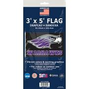 AMERICAN LOGO HOME 3X5 FLAG