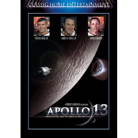 Apollo 13: Houston We've Had A Problem (DVD)
