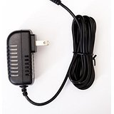 OMNIHIL 8 Foot Adapter Power Transformer for Casio CW 75 CD DVD Disc Title Printer Part No. ad