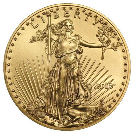 2018 American Gold Eagle 1 oz Gold -
