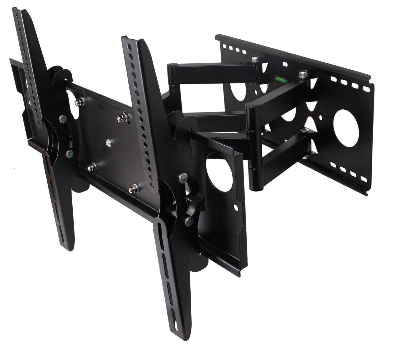 Husky Mounts Super Heavy Duty 42 47 50 55 60 65 70 72 80 Inch LED LCD Plasma Flat Screen Full Motion TV Wall Mount, Dual... by