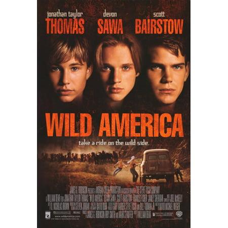 Wild America POSTER Movie Mini Promo](Modern Family Promo Halloween)
