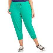 Plus Size Capri Pants