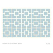 The Rug Market Labyrinth Area Rug, Size 2.8' x 4.8'