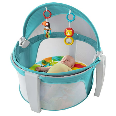 5f5417d04 Fisher-Price On-The-Go Baby Dome - Walmart.com