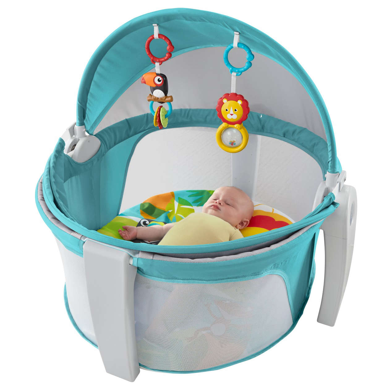 Fisher-Price On-The-Go Baby Dome  sc 1 st  Walmart & Fisher-Price On-The-Go Baby Dome - Walmart.com
