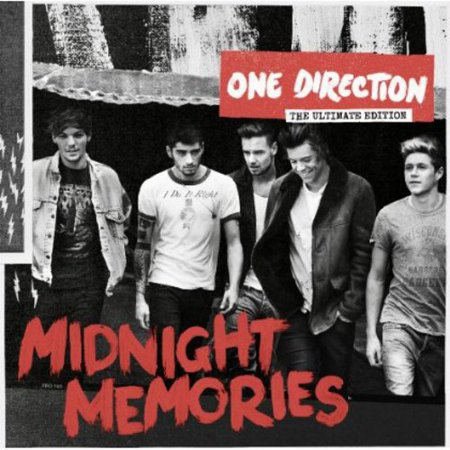 Midnight Ramble Music (Midnight Memories: Deluxe (CD))