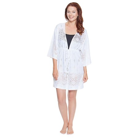 up-to-date styling better special discount of Dotti Gypsy Dance Kimono Tunic Bathing Suit Cover Up