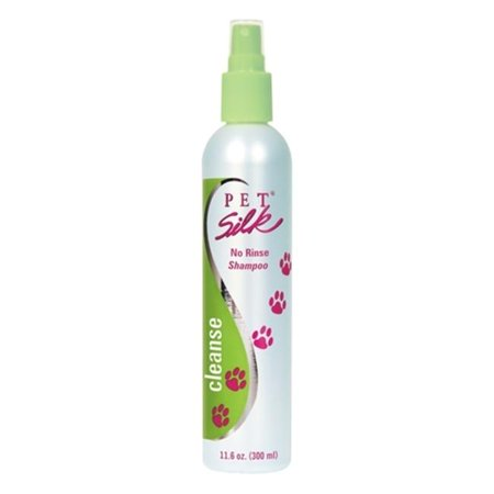 Pet Silk PS1072 11.6 Oz. No Rinse Shampoo