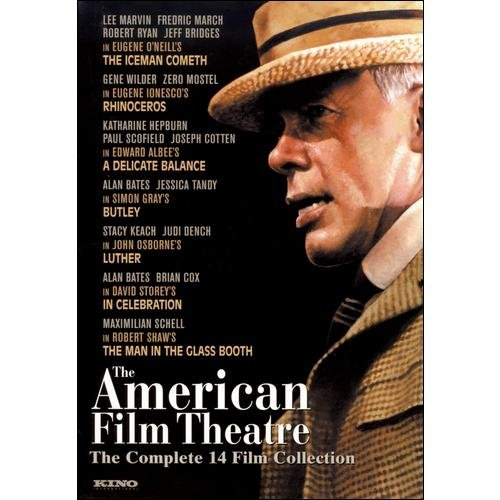 The American Film Theatre Complete 14 Film Collection